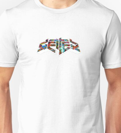 Getter psychedelic  Unisex T-Shirt