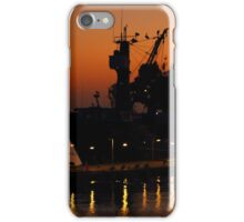 Beauty At The Docks iPhone Case/Skin