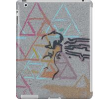 Triforce Echoes  iPad Case/Skin