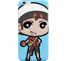 ORAS Brendan (Ruby) Chibi iPhone Case/Skin