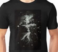 0107 - Brush and Ink - A Dance Before Clover Unisex T-Shirt