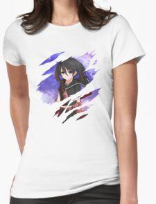 Kurome Anime Manga Shirt Womens Fitted T-Shirt