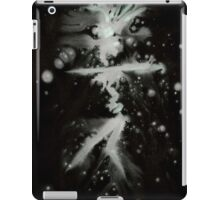 0107 - Brush and Ink - A Dance Before Clover iPad Case/Skin