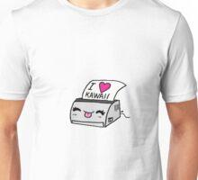 I love Kawai Unisex T-Shirt