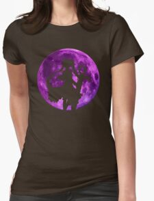 Mine Moon Anime Manga Shirt Womens Fitted T-Shirt