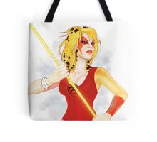 Cheetara Sexy Tote Bag