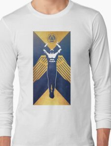 Red Rising - Gold Propaganda  Long Sleeve T-Shirt