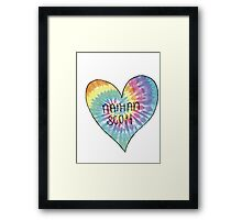 I Heart Nathan Scott - One Tree Hill Framed Print