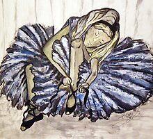 BALLERINAL GIRL by Tammera