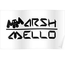 MARSHMELLO T-Shirt Poster