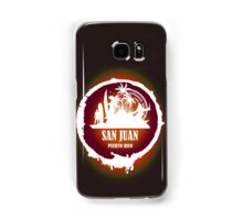 Nice Evening San Juan Samsung Galaxy Case/Skin