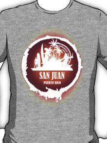 Nice Evening San Juan T-Shirt
