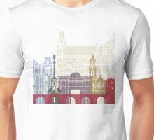 Cordoba skyline poster Unisex T-Shirt