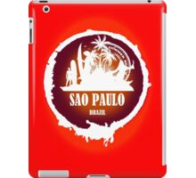 Sao Paulo Romantic Beach iPad Case/Skin
