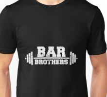 Funny Workout - Bar Brothers Unisex T-Shirt