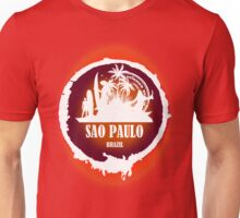 Sao Paulo Romantic Beach Unisex T-Shirt