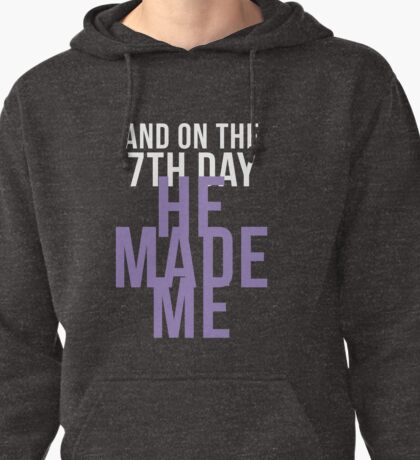 Prince - And on the 7th Day... Pullover Hoodie