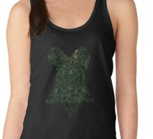 Poison Ivy Cosplay Women's Tank Top