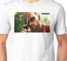 FARCRY GAME 3 TOURS 2 Unisex T-Shirt