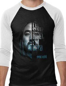 Steve Aoki - shirt  Men's Baseball ¾ T-Shirt