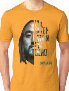 Steve Aoki - shirt  Unisex T-Shirt