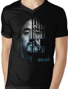Steve Aoki - shirt  Mens V-Neck T-Shirt