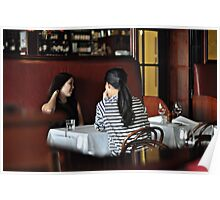 City Diners Poster
