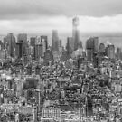 New York NYC buildings photography by WAMTEES