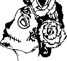Sugar Skull by SavvyRoberts
