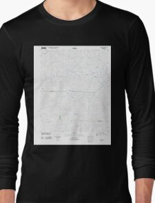 USGS TOPO Map Arkansas AR Grange 20110728 TM Long Sleeve T-Shirt