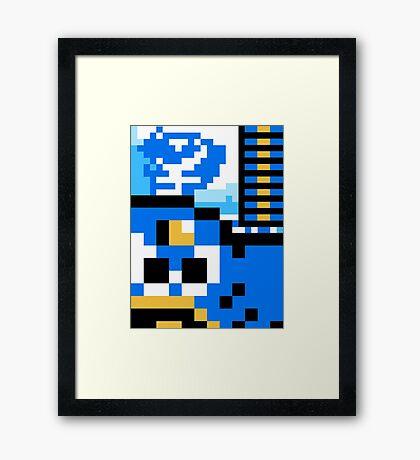 Air Master Framed Print