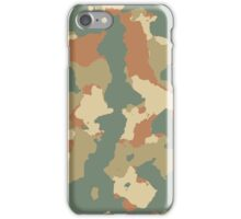 DROP Camouflage  iPhone Case/Skin