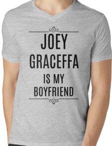 My Boyfriend is Joey Graceffa Mens V-Neck T-Shirt