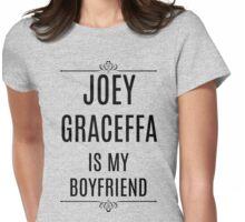 My Boyfriend is Joey Graceffa Womens Fitted T-Shirt