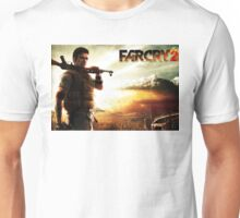 FARCRY GAME 2 ALBUMS 1 Unisex T-Shirt