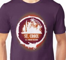 Never Say Good Bye St Croix Unisex T-Shirt