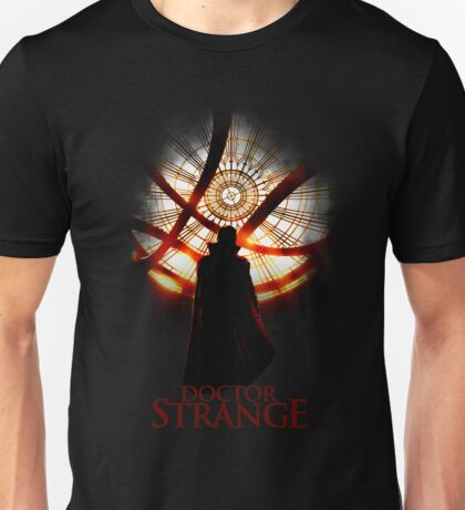 The Doctor of Strangeness Unisex T-Shirt