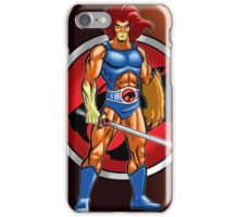 Super Lion Sword iPhone Case/Skin