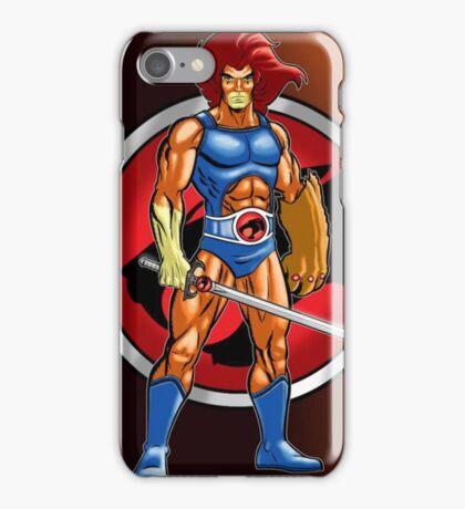 Super Lion Sword iPhone Case/Skin