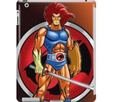 Super Lion Sword iPad Case/Skin