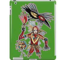 crow bruxa iPad Case/Skin