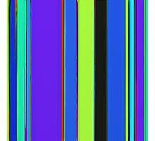 Bright stripes 2 Photographic Print