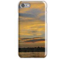 Irrawaddy Sunset iPhone Case/Skin