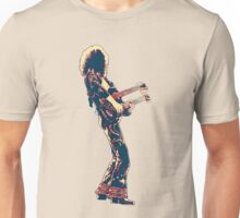 hope art double guitar rock and roll legend Unisex T-Shirt