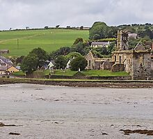 Timoleague Village - County Cork - Ireland by TonyCrehan