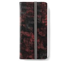 Scratch and Black iPhone Wallet/Case/Skin