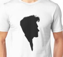 the pop legend black silhouette Unisex T-Shirt