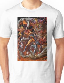 Battle Thundercats Unisex T-Shirt