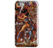 Battle Thundercats iPhone Case/Skin