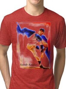 Koufax Tri-blend T-Shirt